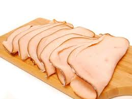 TURKEY- Breast Sliced Hickory Oven Roasted Oiled Browned Foster Farms Premium 2lbs