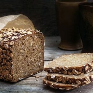 BREAD- Multigrain Sprouted Sliced California Baking 2lbs Loaf