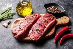 STEAK- New York Strip Steak 6oz Select