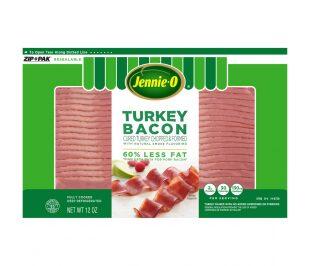 BACON- Turkey Jennie Extra Lean