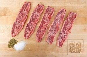 "SHORT RIBS- Sliced 3/8"" Meaty Korean"