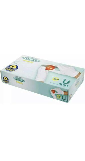 GLOVES- Nitrile Universal Size Powder Free Sunset 100ct