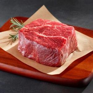 STEAK- Sirloin Portion Cut 6-8oz Fresh
