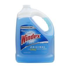 WINDEX- Glass Cleaner Johnson Professional 1 Gal